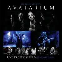 CD review AVATARIUM 'An Evening With Avatarium - Live in Stockholm'
