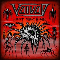 CD review VOIVOD 'Lost Machine - Live'