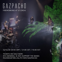 GAZPACHO announce a live stream event