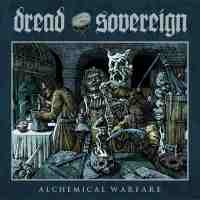 CD review DREAD SOVEREIGN 'Alchemical Warfare'