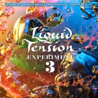 LIQUID TENSION EXPERIMENT announce 'LTE3' and unveil a new song