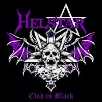 CD review HELSTAR 'Clad in Black'
