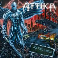 CD review ATTIKA 'Metal Lands'