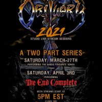 OBITUARY announce live stream series