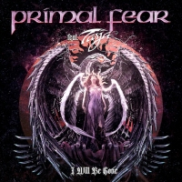 CD review PRIMAL FEAR 'I Will Be Gone' - EP