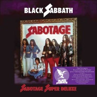 BLACK SABBATH and the Super Deluxe Edition of 'Sabotage'