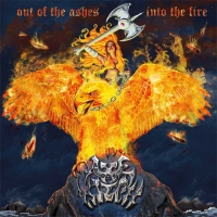 CD review AXEWITCH 'Out of the Ashes into the Fire'