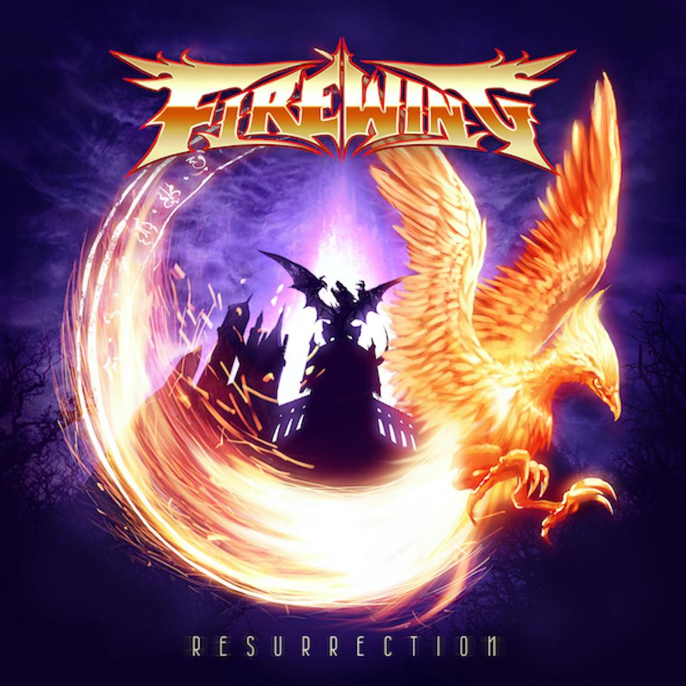 CD review FIREWING 'Resurrection' – Markus' Heavy Music Blog