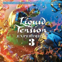 CD review LIQUID TENSION EXPERIMENT 'LTE 3'