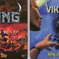 CD review VIKING 'Do or Die' & 'Man of Straw' - re-releases
