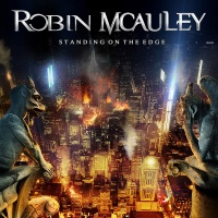 Review ROBIN McAULEY 'Standing on the Edge'