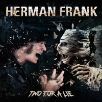 Review HERMAN FRANK 'Two For a Lie'