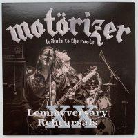 MOTÖRIZER announce an EP