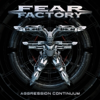 Review FEAR FACTORY 'Aggression Continuum'
