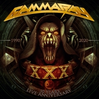 Review GAMMA RAY '30 Years Live Anniversary'