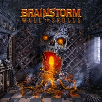 Review BRAINSTORM 'Wall of Skulls'