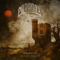 Review PARADOX 'Heresy II - End of a Legend'