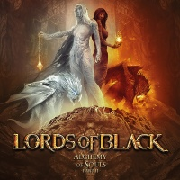 Review LORDS OF BLACK 'Alchemy of Souls,Pt.2'