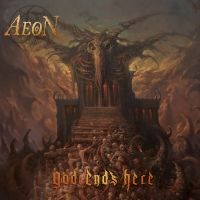 Review AEON 'God Ends Here'