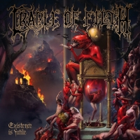 Review CRADLE OF FILTH 'Existence Is Futile'